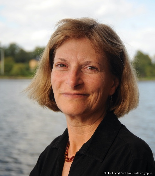 Freshwater thought leader Sandra Postel awarded 2021 Stockholm Water Prize