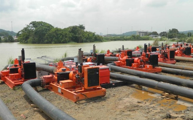 Dewatering Equipment & Wastewater Irrigation Systems