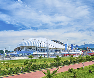 Intelligent pumping system solves clogging at Sochi Olympic Park