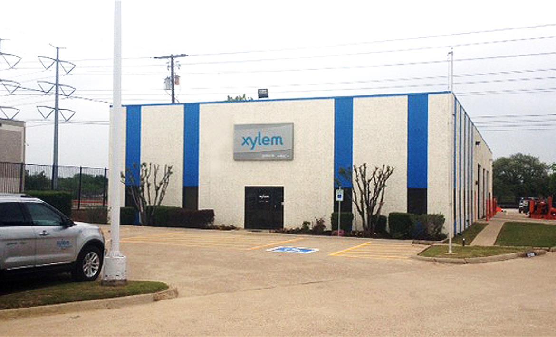 Dallas Water Company >> Xylem Relocates Dallas Texas Dewatering Branch Xylem Saudi Arabia