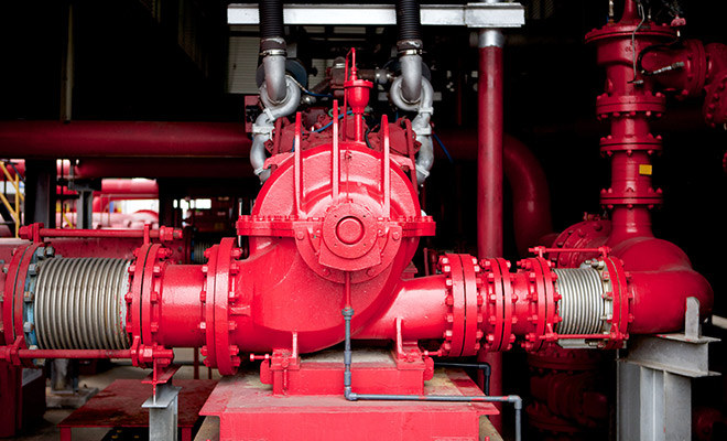 Fire Suppression & Temporary Fire Pumps