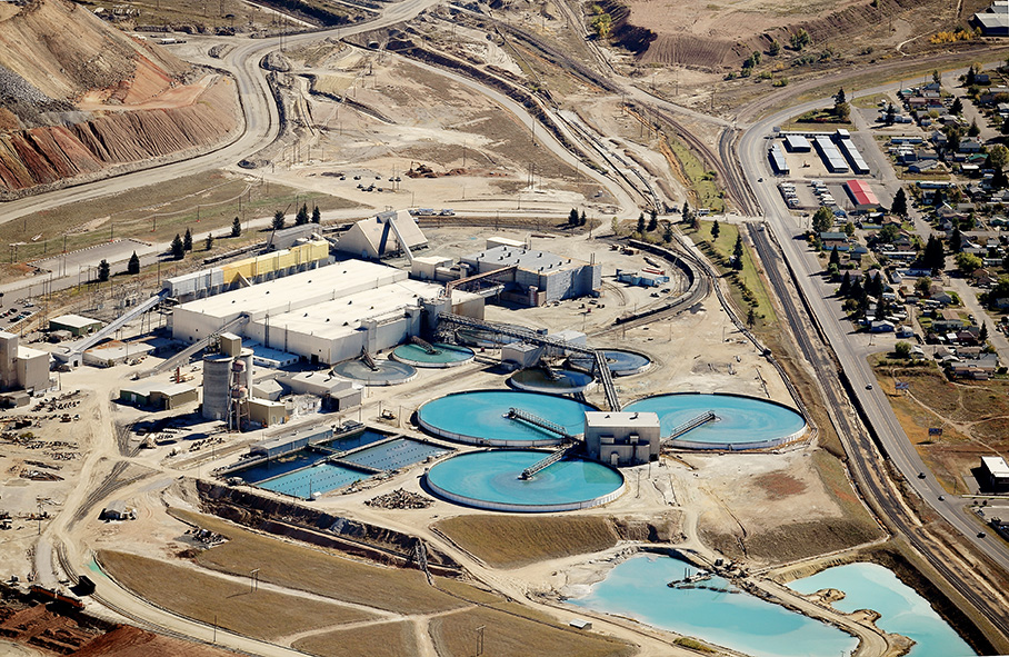 Mine Water & Wastewater Reuse