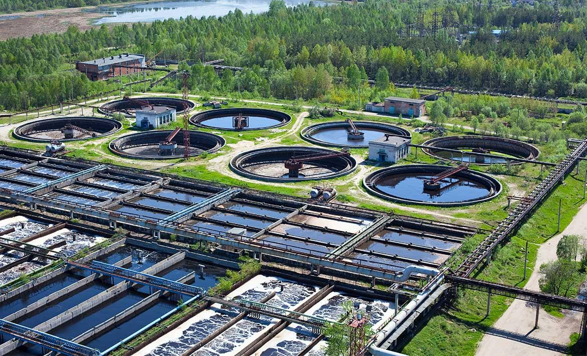 Municipal Sewage Handling & Waste Treatment