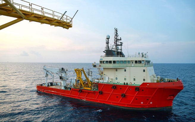 Equipment for Offshore Supply Vessels
