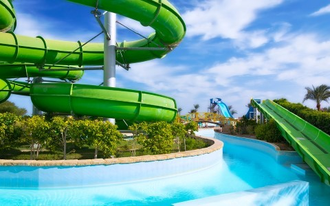 Pools & Leisure Attractions