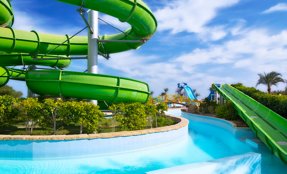 Commercial Pools & Water Parks