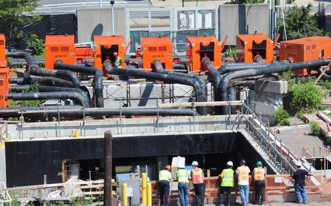 Sewage Bypass Pumping Systems for Wastewater