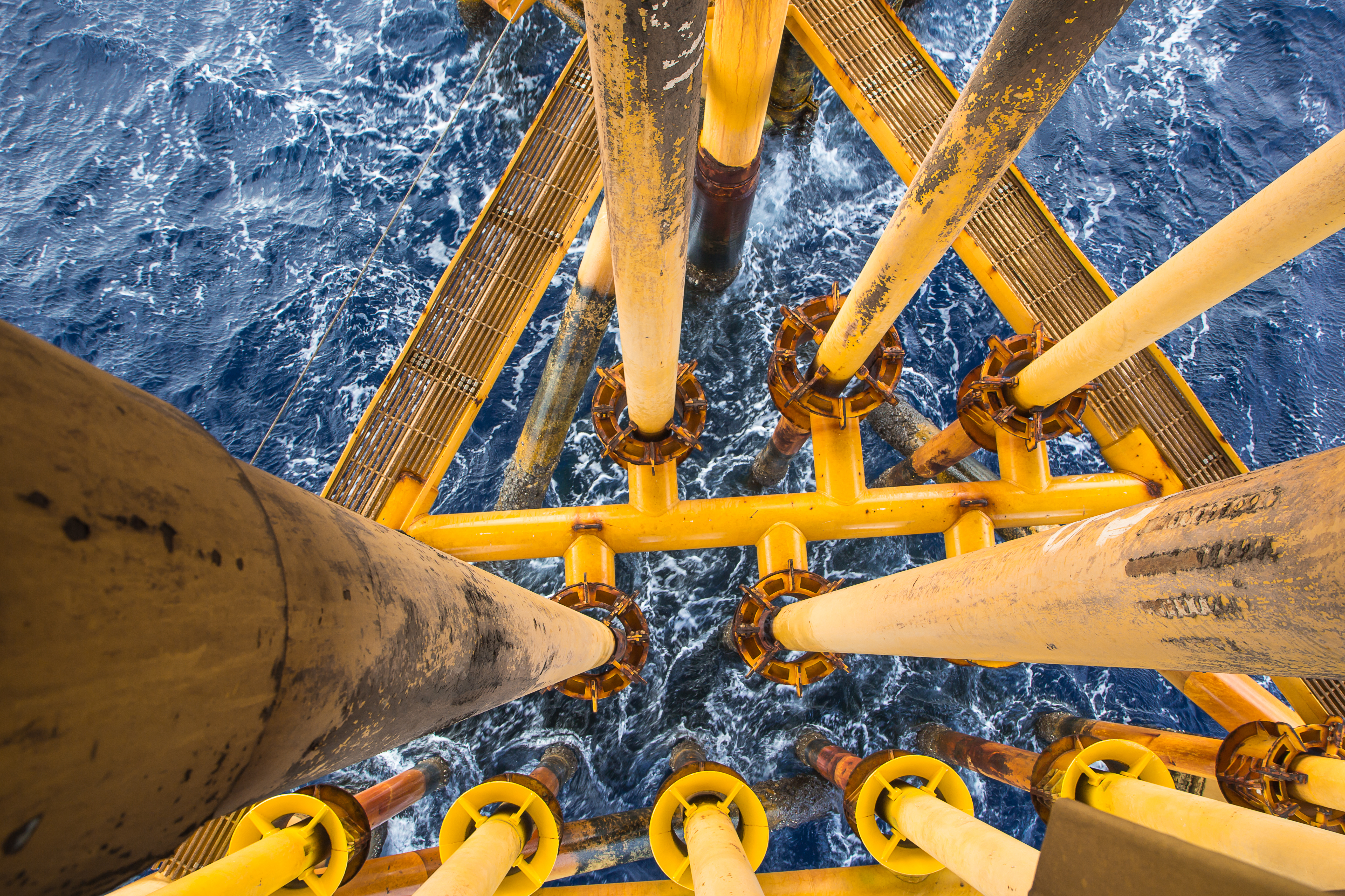 Offshore Oil Platform Water Management