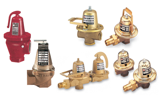 Relief & Reducing Valves