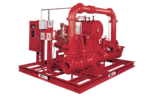 Fire protection packaged systems