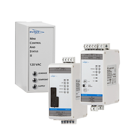 Pump Control & Monitoring Systems