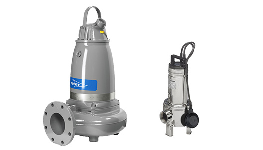 Wastewater Pumps and Treatment Pumping Solutions
