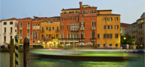 Xylem gives a boost to historic Venetian hotel