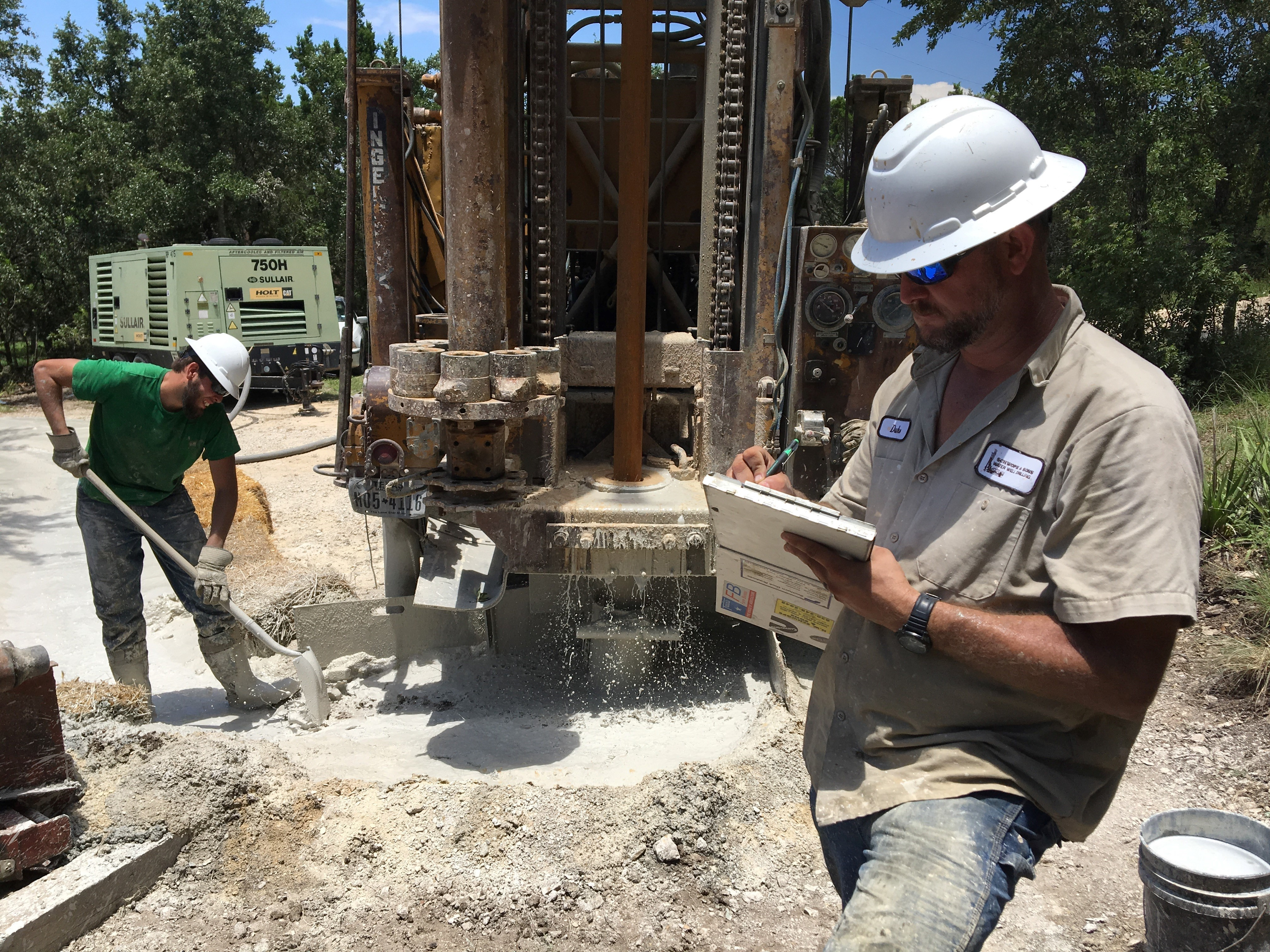 Xylem Watermark teams with Water Well Trust to install new water well for Texas family - 1.jpeg