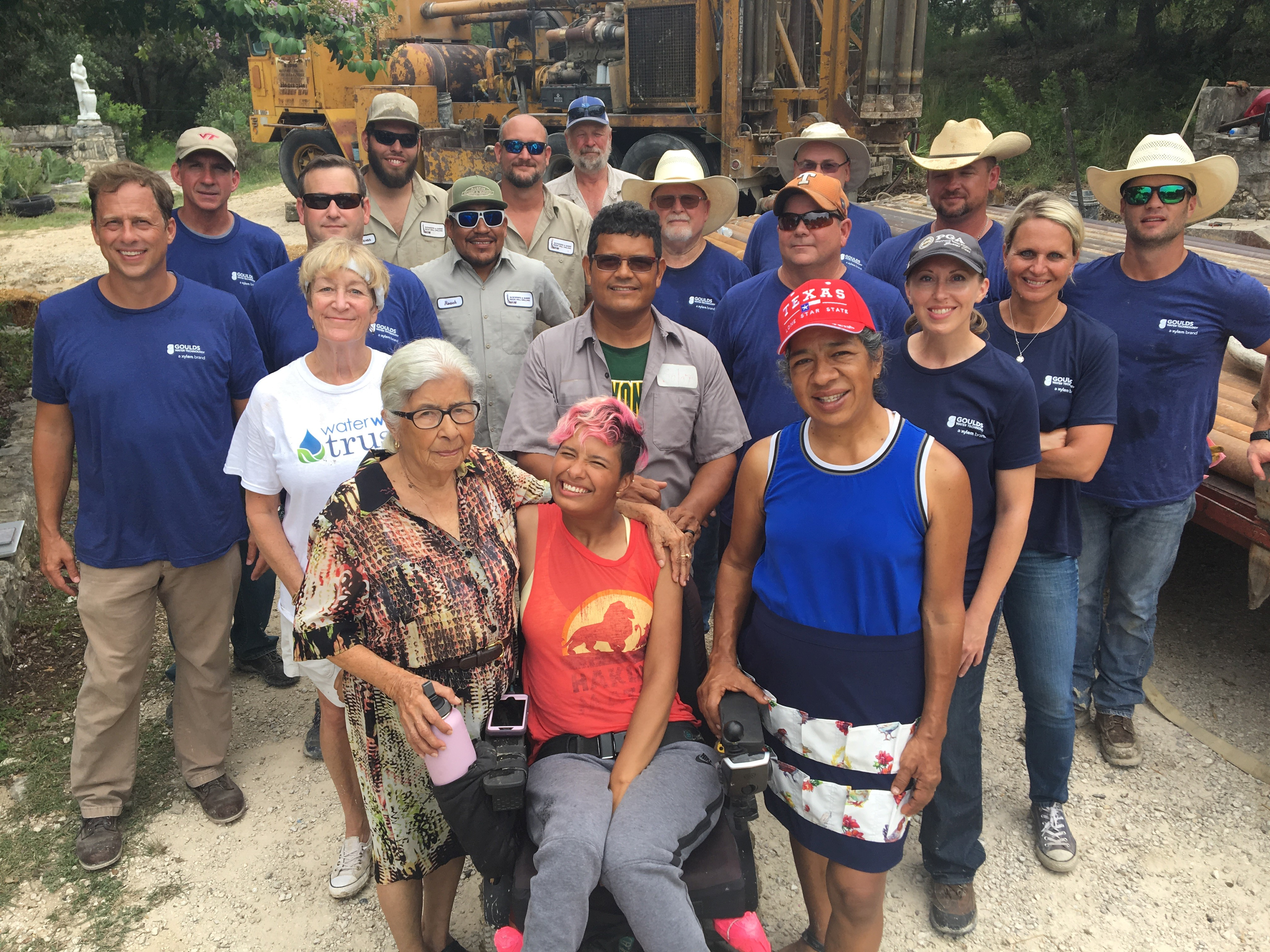 Xylem Watermark teams with Water Well Trust to install new water well for Texas family-2.jpg