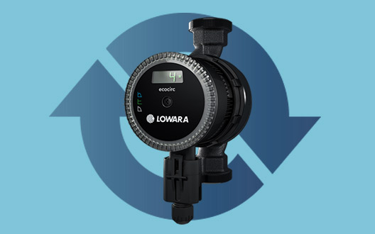 Lowara Circulator Replacement Guide